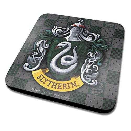 harry-potter-slytherin-crest-coaster