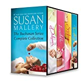 Susan Mallery The Buchanan Series Complete Collection: Delicious\Irresistible\Sizzling\Tempting (The Buchanans)