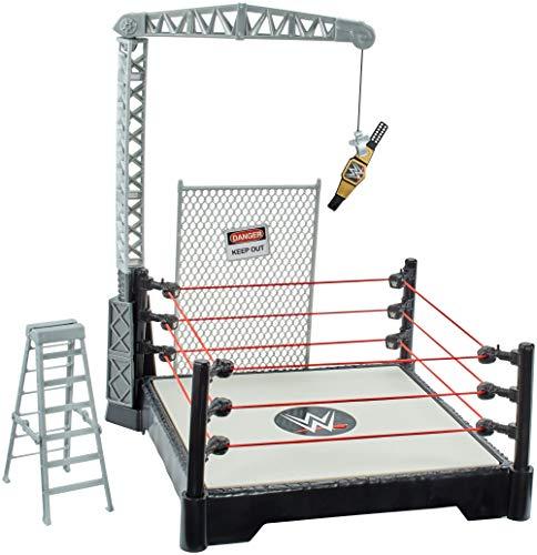 Mattel Spain-WWE Powerlift Playset, Mehrfarbig (21-65GFH)