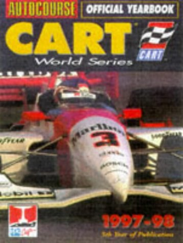 Autocourse PPG CART World Series Official Yearbook 1997-98