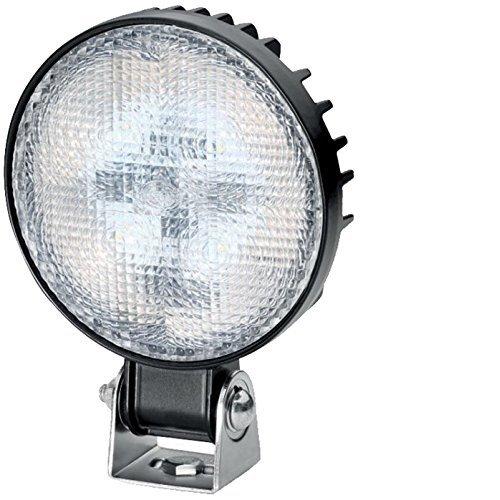 HELLA 1G4 011 722-001 Arbeitsscheinwerfer AP 1200 LED für Nahfeldausleuchtung, Anbau stehend, 12V/24V