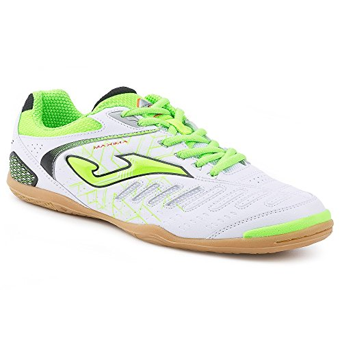 joma-calcetto-maxima-602-white-green-fluor-indoor-43
