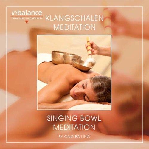 Price comparison product image Klangschalen Meditation-Singing Bowl Meditation