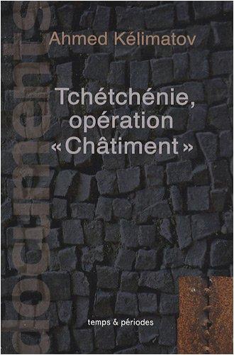 Tchétchénie, opération Châtiment