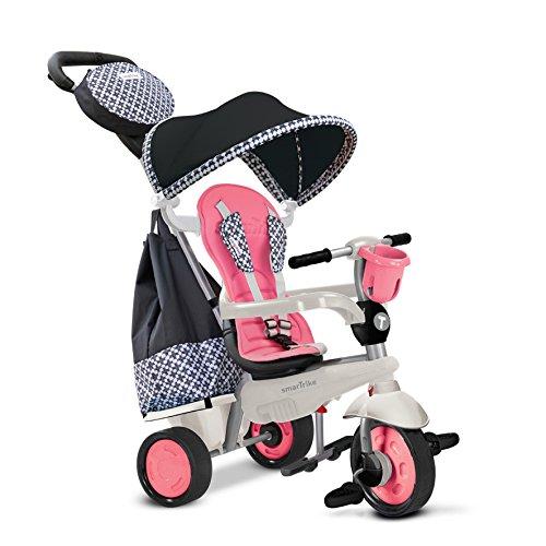 smarTrike in Swing (Pink) (Smartrike Kinder-dreirad)