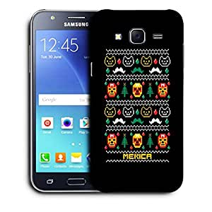 Snoogg Merica Designer Protective Back Case Cover For SAMSUNG GALAXY J5