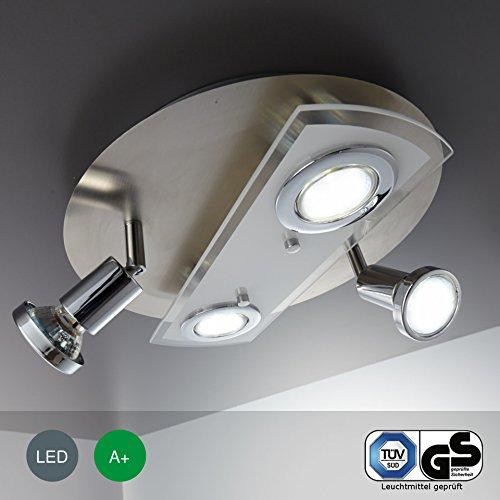 Deckenleuchte / LED Lampe / Deckenlampe / Lampe / LED Deckenleuchte / LED Strahler / Spots / LED Spots / Deckenleuchte LED / Wohnzimmerlampe