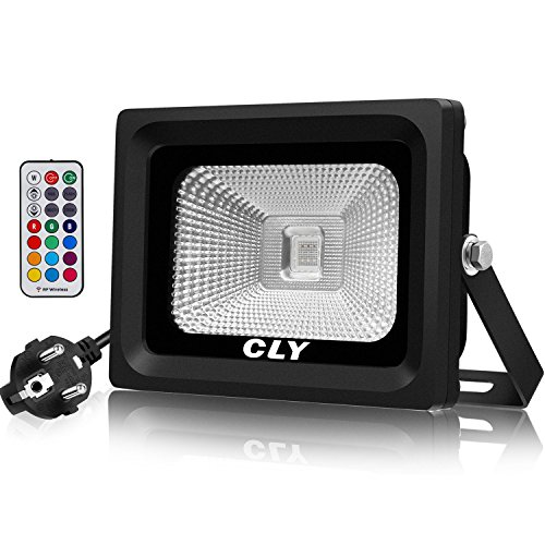 RGB Strahler CLY 10W LED Strahler Farbwechsel mit -