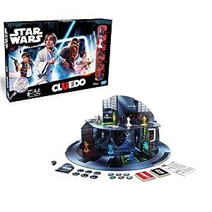 Star Wars Cluedo, juego de mesa (Hasbro B7688105)
