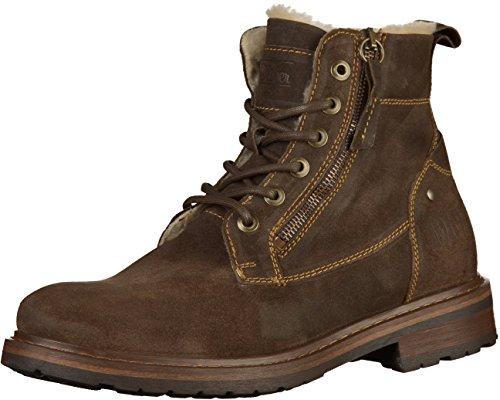 s.Oliver Herren 16216 Combat Boots Braun(Taupe)