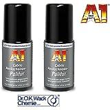 PREMIUM sET de 2 x 100 ml a1 dr. wack-cABRIO graz design autocollant pour lunette arrière pour polir et polir