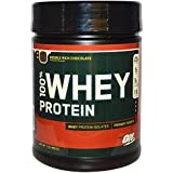 GOLD STANDARD 100% WHEY 450 gr Optimum Nutrition - double chocolat