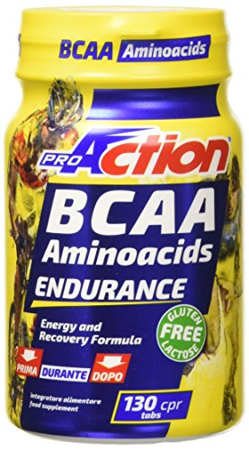 Proaction bcaa endurance 130 cpr