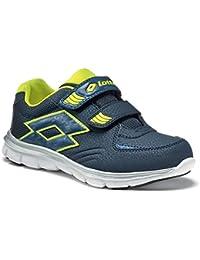 Lotto - Zapatillas de nordic walking para niño AVIATOR/ YELLOW