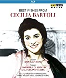 Best Wishes from Cecilia Bartoli [3 Blu-rays]