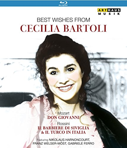 Best Wishes from Cecilia Bartoli [Blu-ray]