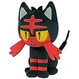 Pokémon T18536D15LITTEN 20,3cm  Litten Plush Toy