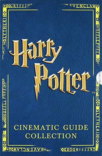 Harry Potter. Cinematic Guide Boxed Set por Vv.Aa.