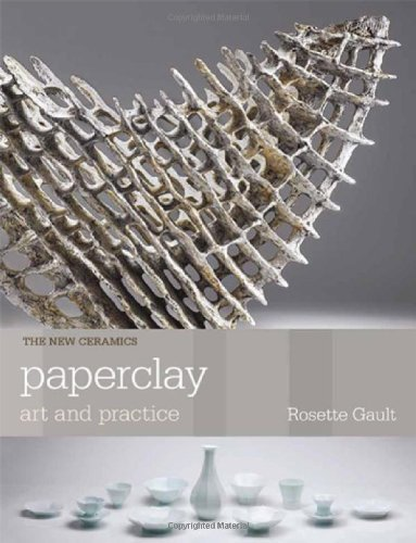 01 Rosette (Paperclay: Art and Practice (The New Ceramics) by Rosette Gault (2013-01-24))