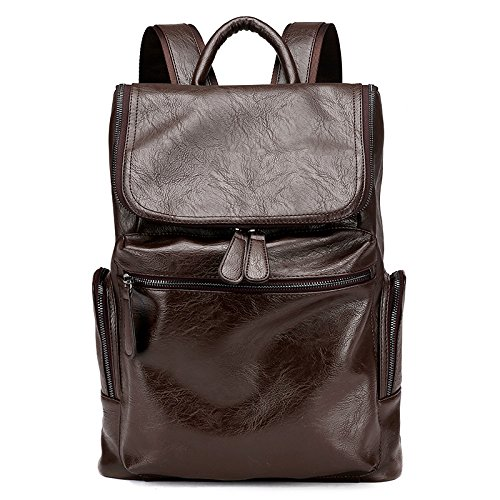 Meoaeo Mode Und Freizeit Double Bag Men Bag Sport Reisen brown