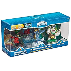 Skylanders Imaginators – Champions Combo Pack (Prism Break, Whirlwind, Zoo Lou)