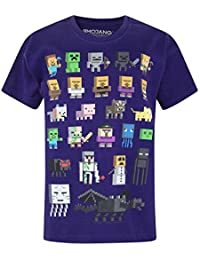 Minecraft - Camiseta para niño - Minecraft