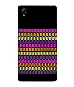 Fuson Designer Back Case Cover for Sony Xperia Z2 (5.2 Inches) (Holi rang panchami festive of colours)