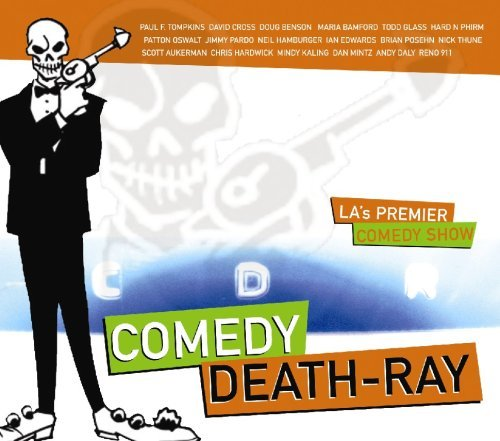 comedy-death-ray-by-various-artists-2007-09-11