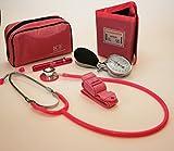 Set con medidor de presión sanguínea manual, estetoscopio,...