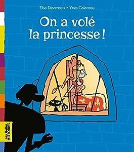 """Afficher """"On a volé la princesse !"""""""