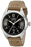 Hamilton Men's Analogue Automatic Watch with Leather Strap H70505833