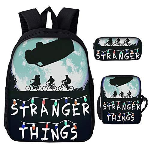 Mochila, estuche y bolso de Stranger Things Vuelta al cole 2020