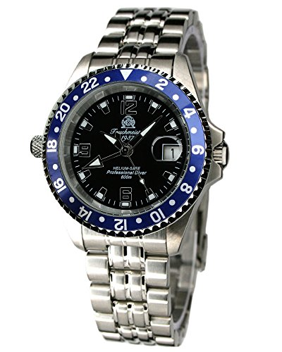 Tauchmeister - Professionell SWISS-GMT T0138