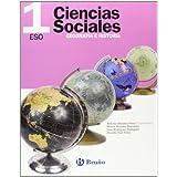 Ciencias Sociales Geografía e Historia 1 ESO Castilla-La Mancha (ESO 2007)
