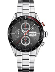 TAG Heuer Carrera Calibre 16 Day-Date Automatik Chronograph Monaco Grand Prix 2013 Limited Edition CV2A1M.BA0796