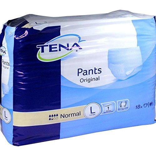 TENA PANTS Original normal L Einweghose 18 St