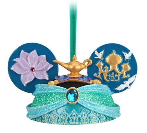 Disney Parks Prinzessin Jasmin Mickey Maus Ohren hat Ornament von Disney (Hat Disney Mickey Ohren)