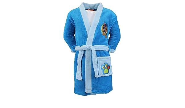 201869532694b Robe de Chambre Peignoir pour enfant Pat Patrouille Paw Patrol - Turquoise  (6 ans): Amazon.fr: Vêtements et accessoires