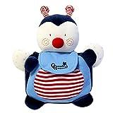 Happy-Cherry--Sac--dos-pour-bb-0-3-ans-Sac-en-forme-animal-pour-fille-garon-bbs-pour-voyage-19532cm