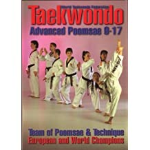 Tae Kwon Do Advanced Poomsae 9-17 1 st edition by Jesus Castellanos (2011) Paperback