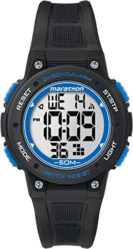 Timex Unisex Sportuhren Marathon Digital TW5K84800 (Timex Zurück)