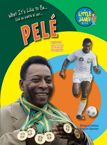 SPA/ENG-PELE (Little Jamie Books: What I't's Like to Be / Que se siente al ser) por Tammy Gagne
