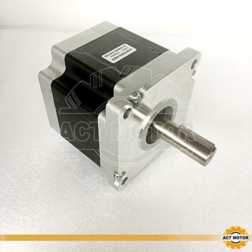 ACT Motor GmbH 1PC Nema42 42HS9460 Schrittmotor 100mm 6.0A 12.5Nm Stepper Motor