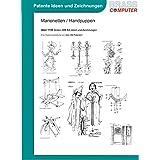 Marionetten / Handpuppen, ca. 1190 Seiten (DIN A4) Ideen und Zeichnungen