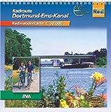 Dortmund-Ems-Kanal-Route: Radwanderführer Massstab 1:50000