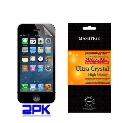 Besser (Volk) Apple iPhone 5Klar Displayschutzfolie Cover Film [2Pack]