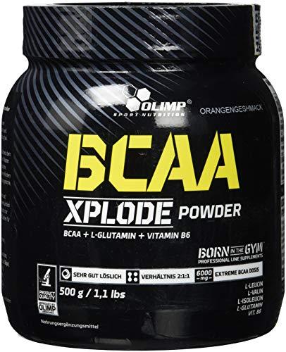 Olimp BCAA XPlode , Orange, 500 g