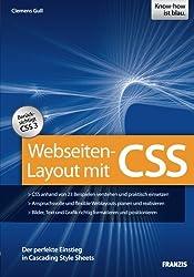 Webseiten-Layout mit CSS: Der perfekte Einstieg in Cascading Style Sheets - Berücksichtigt CSS 3