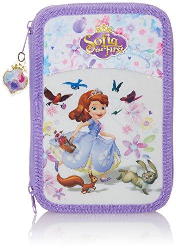 Disney Sofia die Erste - Federmäppchen; 20 x 13,5 x 4,5 cm; lila, ()