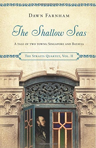 The Shallow Seas: A Tale of Two Cities, Singapore and Batavia (The Straits Quartet) by Dawn Farnham (2015-04-07)